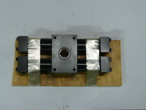 Parker Hannifin Htr10 180 aa12 c Actuator Hydraulic Rack pinion Rotary Nop