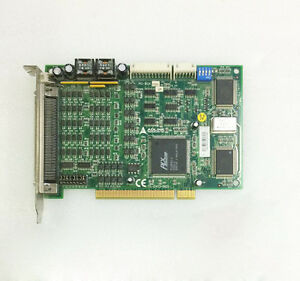 Adlink Pci 8134 Motion Controller Pci Card Used