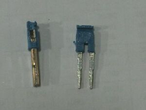 Phoenix Contact Terminal Block Jumpers Two Pole 3213014 Blue Fbs 2 3 5 Plug In