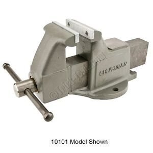 Wilton Columbian 10101 503m3 Machinists Bench Vise stationary Base usa Made
