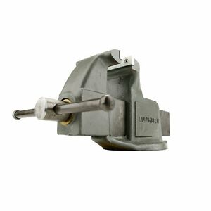 Wilton Columbian 10103 504m3 Machinists Bench Vise stationary Base usa Made