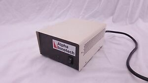 Alpha Innotech Camera Controller Rt ke se Power Supply For Parts powers On