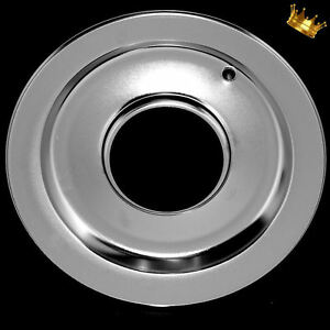 Flat 14 Inch Air Cleaner Base Fits Holley Edelbrock Quadrajet Carburetors