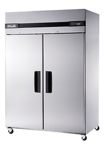 Reach in Solid Swing Door Freezer D series 2 door 54 X 31