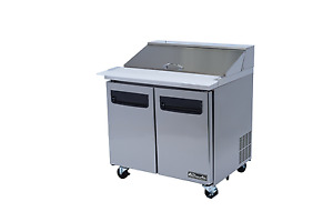 Sandwich Prep Table Refrigerator 36 X 30