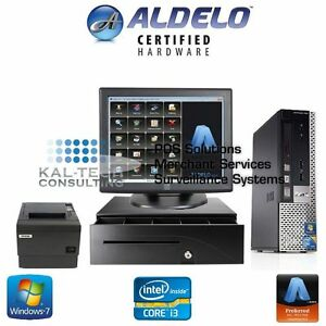 Aldelo Pro For Restaurant Bar Pizza Dell Pos restaurant Pos System I3 4gb R