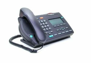 Nortel M3904 Ntmn34bb66 Business Lcd Office Telephone In Platinum For Pabx