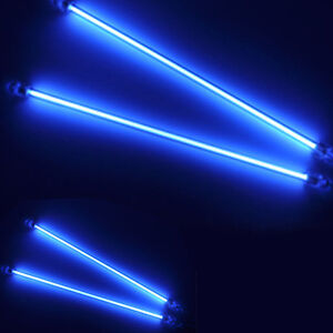 6 12 Car Blue Undercar Underbody Neon Kit Lights Ccfl Cold Cathode Tube