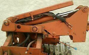 Ditch Witch Hydraulic Attachment