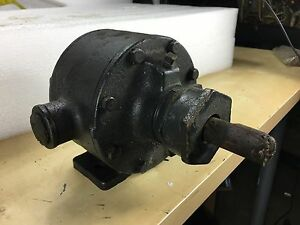 Blackmer Pump B23b1 A23a Used Untested 9 x10 x6