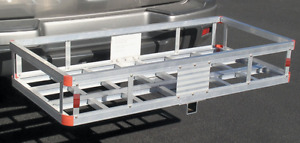 500 Lb Capacity Aluminum Cargo Carrier Class 3 Extra Space Moving Hauling Trunk