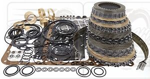 Fits Nissan Re5r05a Transmission Raybestos Deluxe Rebuild Pathfinder Frontier