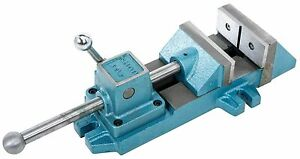 Heavy Duty Shop Fox 4 Quick Release Drill Press Vise A Work Shop Essential New