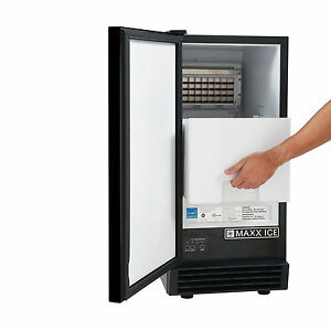 Maxx Ice Commercial Energy Star Ice Maker Built in 14 6in Undercounter Mim50v