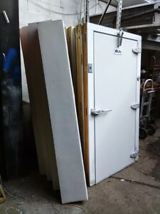 8 X 12 X 87 In Walk In Cooler Ballyfloor Ceiling Blower Compressor Included
