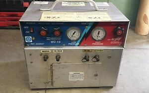 Used Watsco Wc 1s Refrigerant Recovery System R12 22 500 502