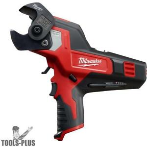 M12 600 Mcm Cable Cutter bare Tool Milwaukee 2472 20 New