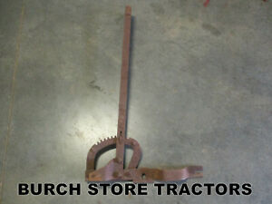 1 Point Fast Hitch Rotary Cutter Bushog For Farmall Cub Tractors