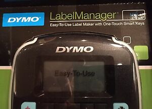 Brand New Dymo Labelmanager 160 Label Printer Maker Free Shipping
