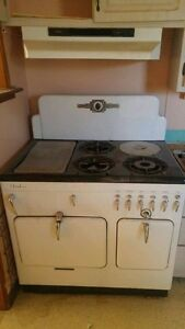 Vintage 1950 S Chamber Gas Oven