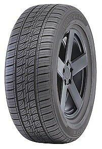 Vercelli Strada Iii 215 65r17 99t Bsw 4 Tires