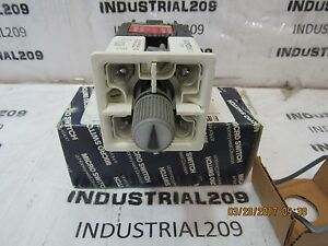 Honeywell Micro Switch 910pdd511 Selector Module New In Box