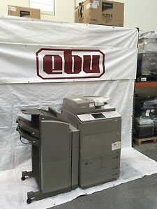 Canon Irc7260 C7260 Color Copier Only 312k Copies 55 Page Per Minute Color