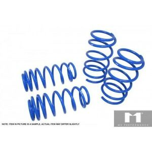 Manzo Lowering Springs For 1995 1998 Nissan 240sx S14