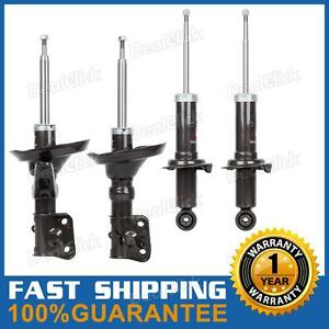 For 2003 2005 Honda Civic Exc Hybrid Full Kit Set Shocks Struts 71340 341362