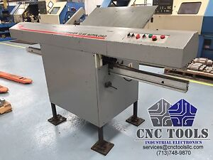 Smw Autoload Space Saver 12 65 Bar Feed Spacesaver Barfeed For Cnc Lathe