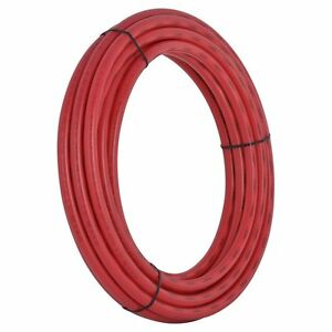 Sharkbite U870r100 3 4 inch Pex Tubing 100 Feet Red For Residential And Water