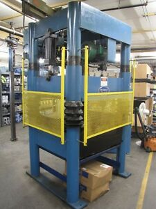 Beckwood 4p31f4238 4 post Hydraulic Press 2000