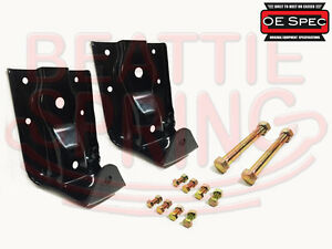 Rear Leaf Spring Rear Hanger Bracket For Chevy Gmc Trucks Oe Spec Pair Fits More Than One Vehicle