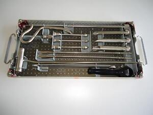 Synthes Accessory Instrument Set For Im Nail