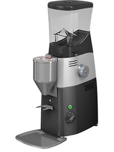 Mazzer Kold Electronic Espresso Grinder Black new Authorized Seller