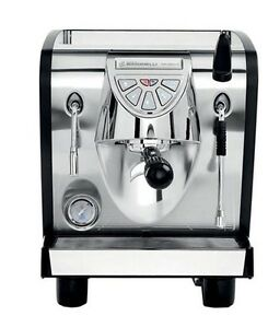 Nuova Simonelli Musica Pour Over Espresso Machine Black authorized Seller