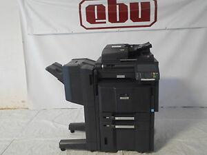Kyocera Task Alfa 3500i Copier Only 27k Copies 35 Page Per Minute