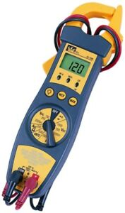 Ideal 61 704 Clamp meter With Trms Ncv Shaker Compact Backlight