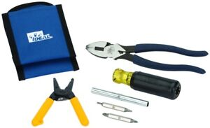 Ideal 35 5799 Electrician s 4 Piece Tool Kit