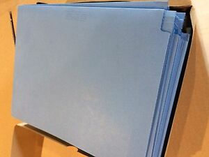 Lot Of 200 Traco Brand Blue Medical Charts Ff 1580 r blue