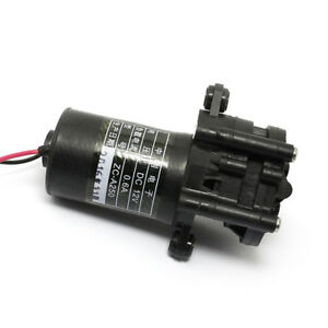 12v Mini Gear Self sucking Water Pump 0 100 Food grade For Hot Drink Zc a250