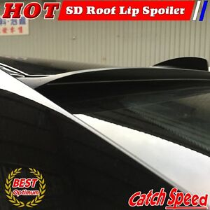 Painted Sd Type Rear Window Roof Spoiler Wing For 2013 2017 Honda Accord Coupe