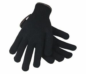 Condor Cut Resistant Gloves Black Xl Lining Made With Kevlar Uncoated 12pr