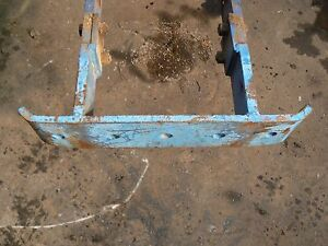 Ford 1710 Tractor Front Weight Bracket