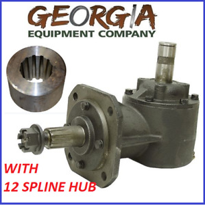 Howse Bushog rotary Cutter Gearbox 40 Hp Fits Howse Kodiak And Many More