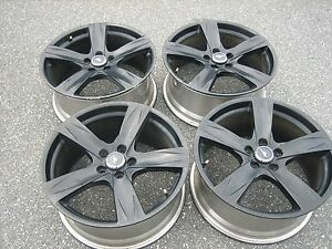 2013 2014 Ford Mustang Gt Oem 19 Inch Wheels Rims W Center Caps