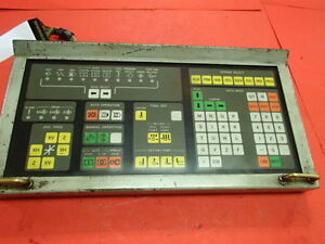 Fuji F329 59 213 Keypad Board Panel Citzen Cnc Lathe Machine Used Works 100