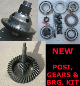 9 Ford Trac Lock Posi 28 Gear Bearing Kit Package 3 50 Ratio 9 Inch New