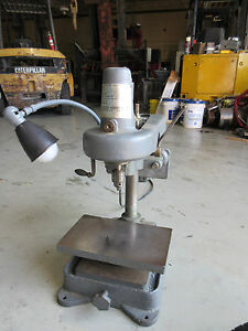 High Speed Precision Sensitive Drill Press Model Af 7b High Speed Hammer Co