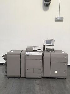 Canon Irc9280 C9280 Pro Color Copier Printer Scanner 70 Page Per Minute Color
